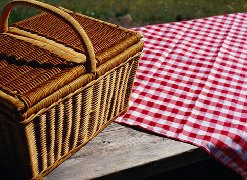 No picnic is complete without...