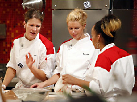 Hell's Kitchen - 3.3 Recap