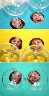 Do It Yourself Photo Wine Glass Markers: Love It Or Hate It?