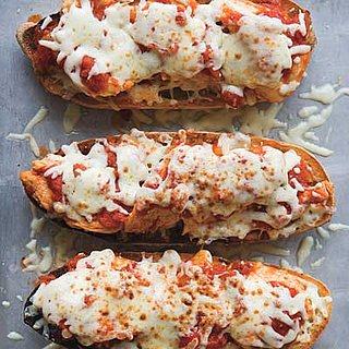 Fast & Easy DInner: Chicken Parmesan Subs