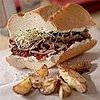Fast & Easy Dinner: Tangy Roast-Beef Sandwiches
