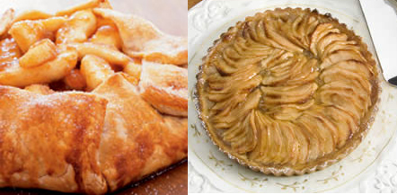 Rustic Apple Tart Two Ways — Beginner and Expert