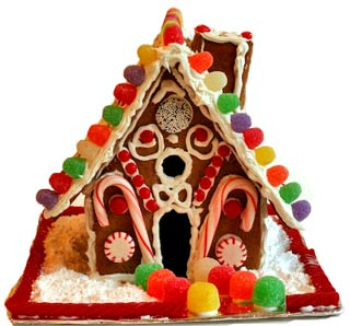Yummy Link: Gingerbread House Making Tips