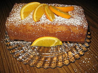 Orange Ricotta Poundcake = Perfect Holiday Gift