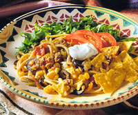 Fast & Easy Dinner: Taco Spaghetti