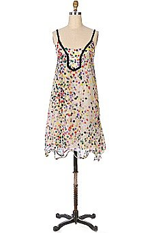 Anthropologie - Ticker Tape Dress