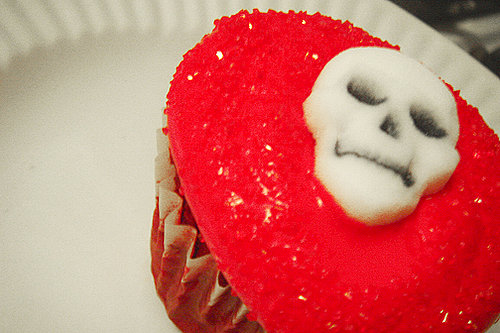 Cupcake of the Week: Redrum for Stephen King