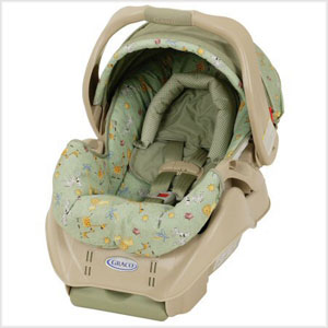 Mommy Alert: Graco Infant Snug Ride Voluntary Recall