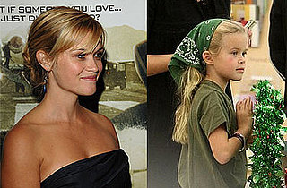 Mini-Me: Reese Witherspoon and Ava Phillippe