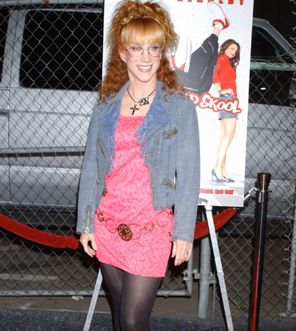 LOVE IT OR HATE IT: KATHY GRIFFIN