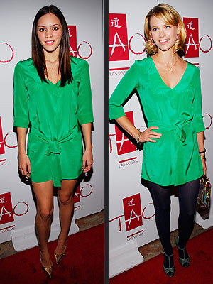 WHO WORE IT BEST: KATHARINE MACPHEE OR JANUARY JONES