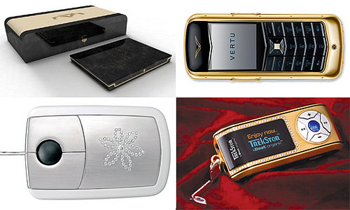 Which Luxury Gadget Would You Buy?