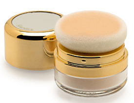 Chic Cheek Stamps, Part II:  Loose Powders
