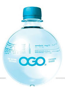 Beauty Byte: OGO Oxygenated Water