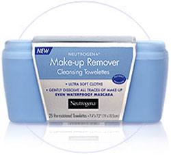 No Mess Makeup Remover Pads