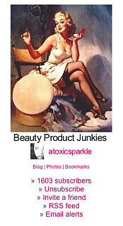 Blog I Love: Beauty Product Junkies
