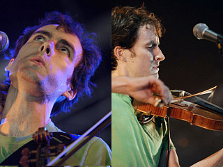 Concert Review: Andrew Bird and Apostle of Hustle at the Fillmore, 5/1/07