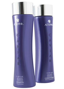 New Product Alert: Alterna Caviar Seasilk Shampoo and Conditioner