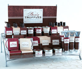 Bella Brand: Body Truffles by Upper Canada