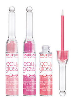 New Product Alert: Eau de Gloss by Bourjois