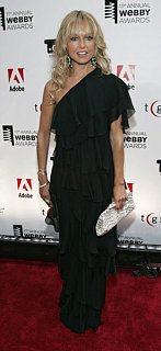 Exclusive Interview: Rachel Zoe at the 2007 Webby Awards