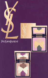Coming Soon:  Palette Esprit Couture from YSL