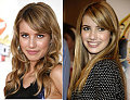 Do You Like Emma Roberts&#039; Hair Wavy or Straight?