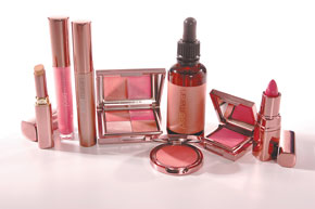New Details on the Josie Maran Cosmetics Line