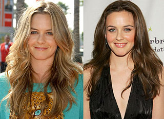 Do You Like Alicia Better as a Blonde or a Brunette?