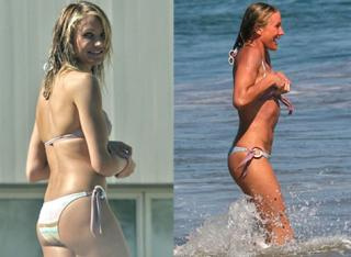 Get Cameron Diaz's Beach Beauty