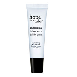 Friday Giveaway! Philosophy Hope in a Tube
