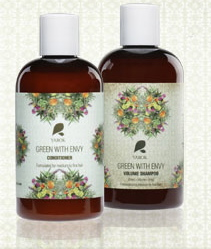 New Product Alert: Yarok Green with Envy Shampoo and Conditioner