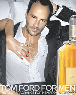 What Do You Think of Tom Ford's New Campaign?
