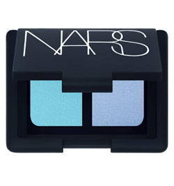 Blue is Back, Part II:  Turquoise Blue Eye Shadows