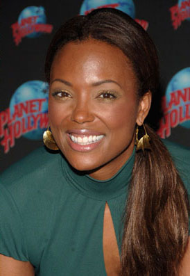 Love It or Hate It? Aisha Tyler's Glazed, Gold-and-Green Eyes