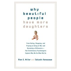 Bella Book: Beautiful People Have More Daughters