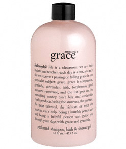 Product Review: Philosophy Amazing Grace Shower Gel