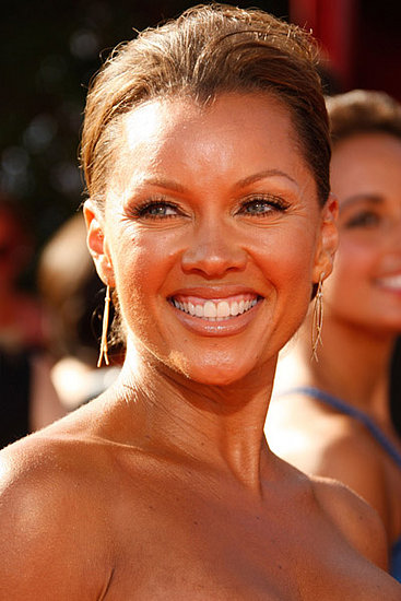 Sometimes simple is the way to go, as Vanessa Williams shows.
