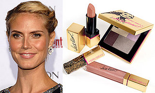 Coming Soon:  Heidi Klum Very Sexy Makeup Collection