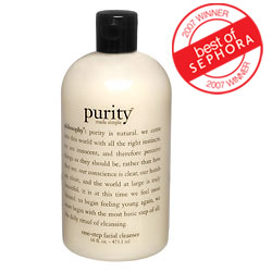 Wednesday Giveaway! Philosophy Purity Made Simple