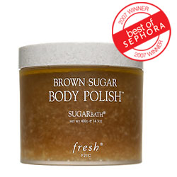 Monday Giveaway! Fresh Brown Sugar Body Polish