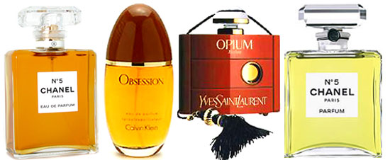 vendre des parfums