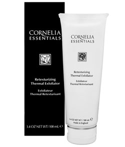 New Product Alert: Cornelia Essentials Retexturizing Thermal Exfoliator