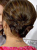 Guess Who? A Brunette's Updo, Tattoo
