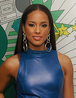 Love It or Hate It? Alicia Keys at TRL