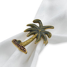 TROPICAL PRINT: napkin ring