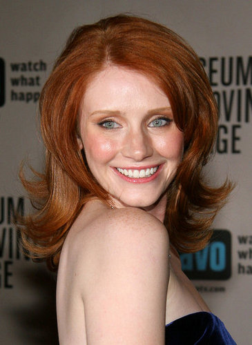 Do you prefer Bryce Dallas Howard as a redhead or as a blonde?