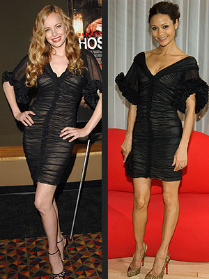 Who wore this dress better- Bijou Phillips orThandie Newton??