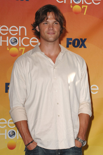 Teen Choice Awards: Jared Padalecki