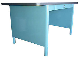 Steel Casey - Metal Desks, Tables, Files for your home and office or film set!